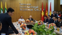 Viettel to launch Myanmar 4G network