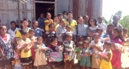 Telemor gives presents on International Children\'s day June 1