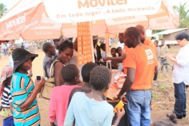 Orange booming trend in Mozambique